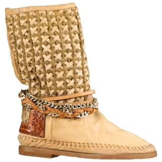 Karma of Charme Bottine Karma of Charme vintage beige BOOT