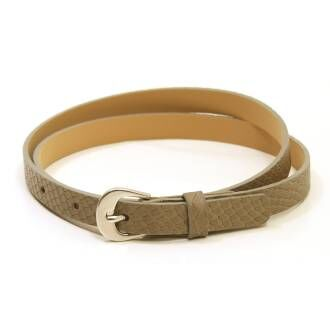 SF Fashion  Ceinture SF Fashion  taupe 8115